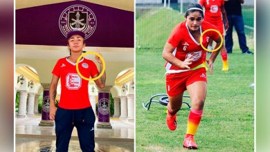 Photo of #Futbol Equipo Femenil Del Mazatlán Recicla Uniformes De Monarcas