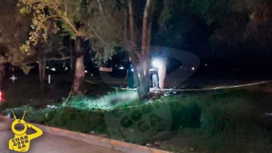 Photo of Fallece Motociclista Tras Derrapar Y Chocar VS Árbol En La Morelia-Salamanca