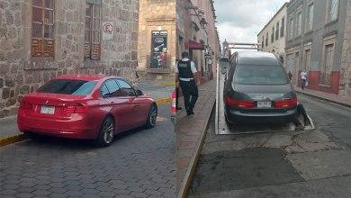 Photo of ¡ATENCIÓN MORELIANOS! Al Corralón Y Multas Por Estacionarse En Lugares Prohibidos