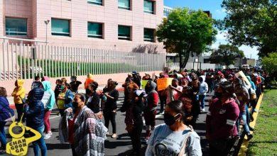 Photo of #Morelia Marcha Del FNLS Llega A Av. Madero