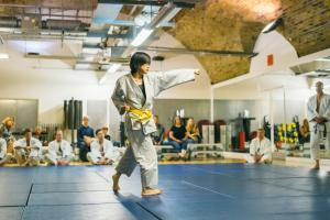 London Hapkido grading