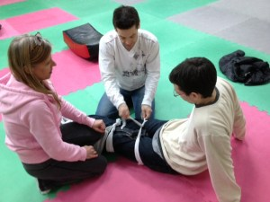 Changs Taekwondo Martial Arts White Rock and Cloverdale Instructors First Aid Training