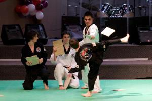 Changs Taekwondo Night Picture