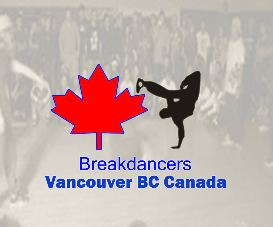 Vancouver-Breakdancers