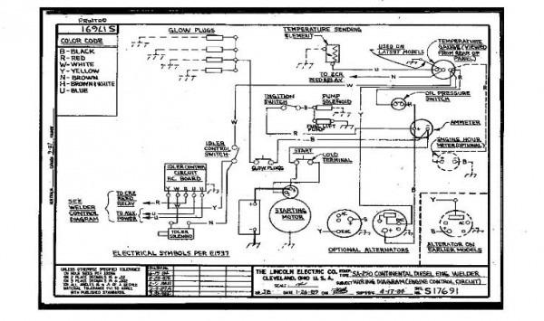 Welder Wire Diagram Stick