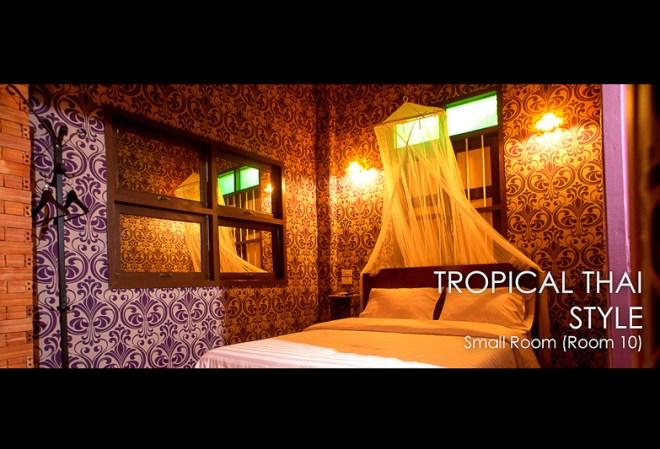 TROPICAL THAI STYLE ห้องพักริมน้ำจันทบูร