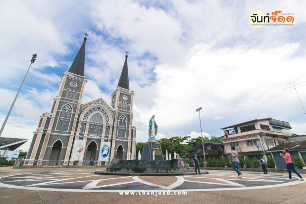 โบสถ์คริสต์ จันทบุรี
