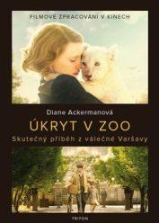 Úkryt v ZOO/ cc by Knihy Dobrovský