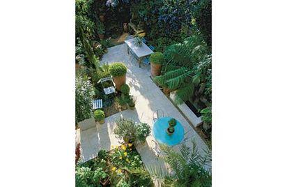Design Plan A Mediterranean Garden Native Home Garden Design