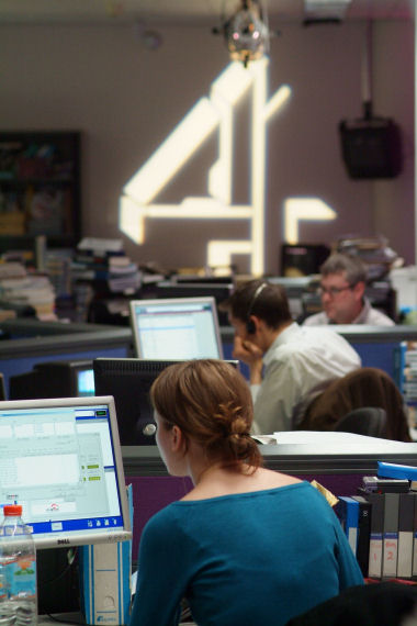Channel 4 Newsroom