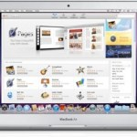 MacBook Air with Mac App Store