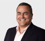 Ken Sims, vice president of business development at Axcient