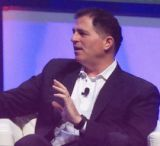 Michael Dell at IMone