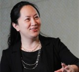 Cathy Meng, CFO of Huawei
