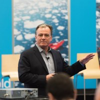 Steve Benvenuto, senior director of business development for the worldwide partner organization at Cisco