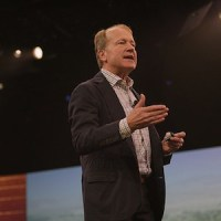 John Chambers makes his case for digitization at his final Cisco Live as CEO.