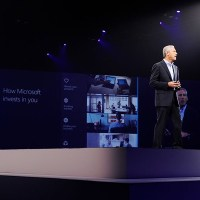 Microsoft worldwide channel chief Phil Sorgen