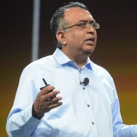 Raghu Raghuram, software-defined data centre chief at VMWare.
