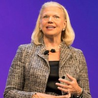 IBM CEO Gini Rometty at PartnerWorld