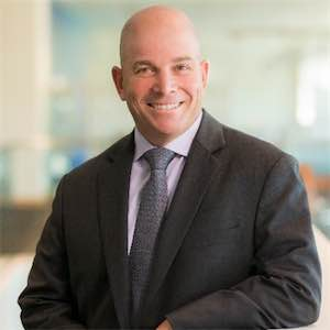 David West, vice president of enterprise networking sales at Cisco