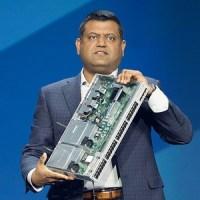 Sachin Gupta, senior vice president of product management for enterprise networking at Cisco