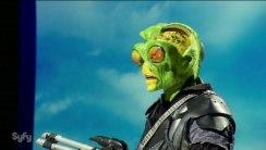 Njoroge Ant makeup Face Off Season 10 episode 3
