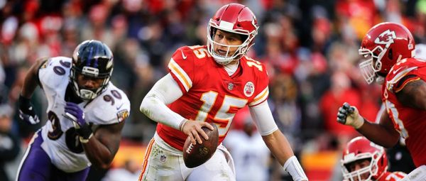 Thursday, Oct. 17: Patrick Mahomes Leads the Chiefs vs. the Broncos on