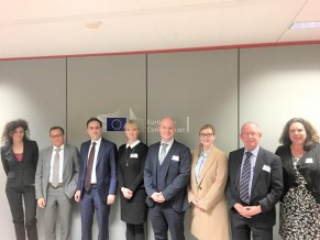 CI Data Protection delegation meeting with Commission DG JUSTICE - 28 February 2017