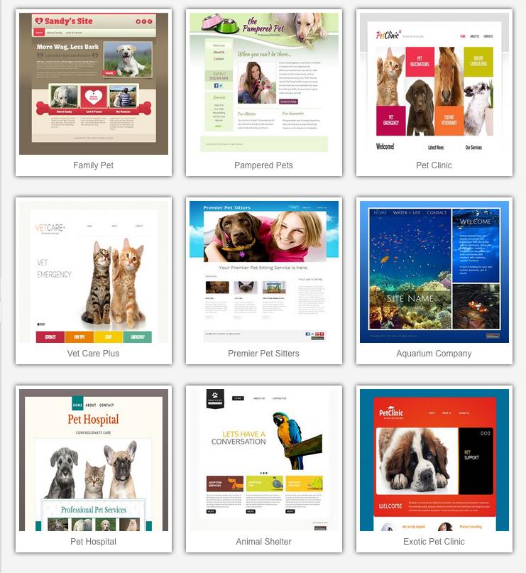 Image: Pet Templates