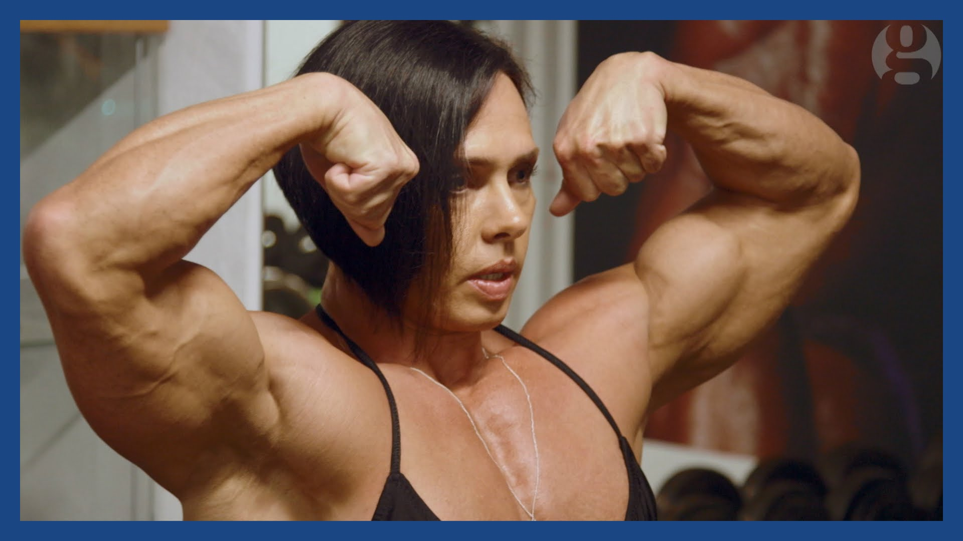 Life As A Female Body Builder It S My Body Amour