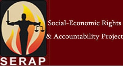Image result for SERAP Commends Court Order To Release Payment Details For Runway Electricity Contractors