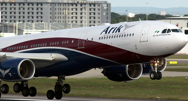 Arik Air Operations Grounded Over Union Protest