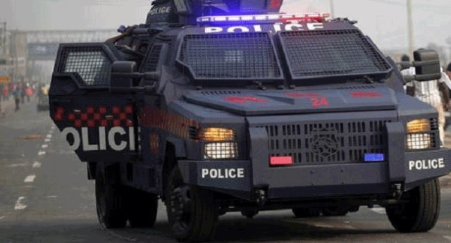 Police To Begin Recruitment Of 6,000 Personnel Monday