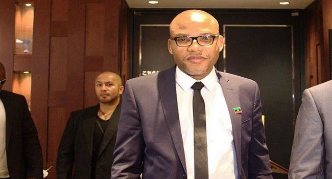 Court Dismisses Six Charges Against Nnamdi Kanu, Others