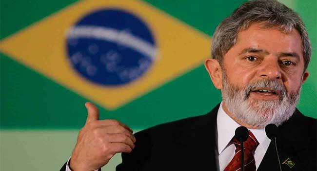 Luiz Inacio Lula da Silva, Brazil