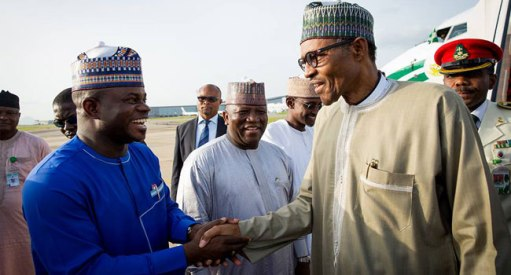 Muhammadu Buhari returns