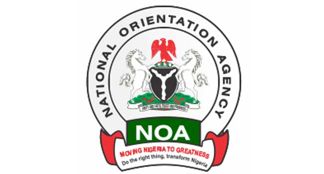 National Orientation Agency Noa Nigerians Nigerian Hydrological Services