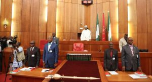 Senate Passes Nigerian Peace Corps Bill