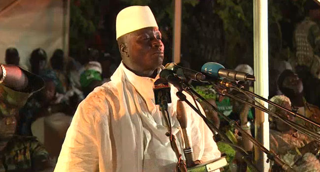 Yayah Jammeh: Handover Deadline May Be Extended
