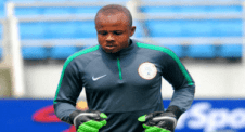 Image result for Ikechukwu Ezenwa named CHAN Eagles captain