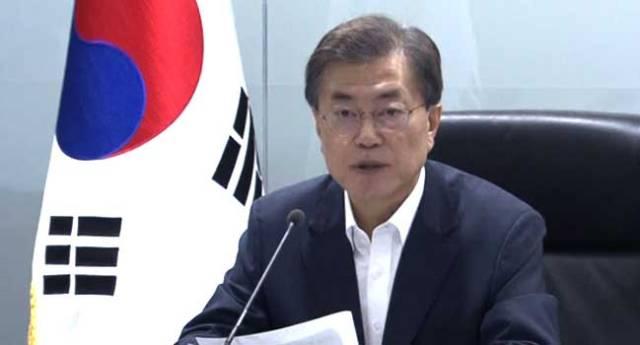 South Korea Declares 'No More War On Korean Peninsula'