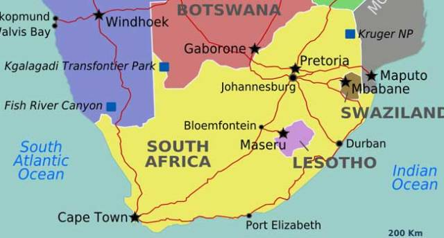 Another Nigerian Killed In South Africa