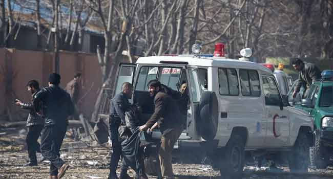 17 people including ten policemen killed in Takhar, Kabul