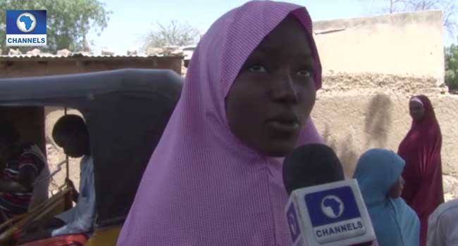 Nigerian government admits 110 girls still missing after Boko Haram raid