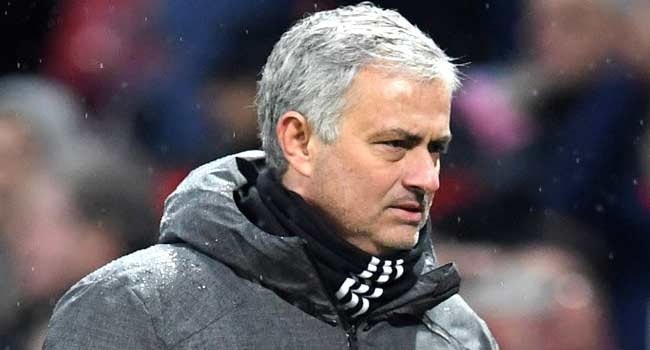 Boost as Mourinho confirms midfielder fit for Liverpool clash