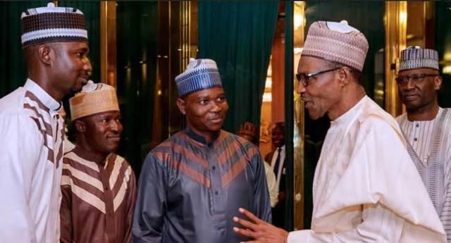 Buhari Vows To Ensure No Boko Haram Captive 'Is Left Behind'