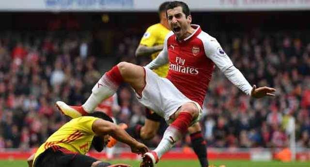 Mkhitaryan Makes His Mark With Arsenal
