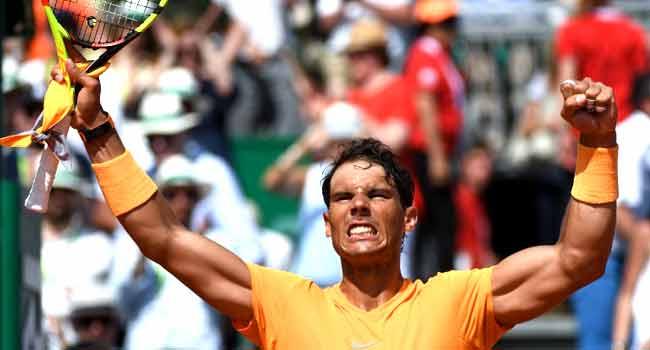 Nishikori Fights Back To Reach Monte Carlo Final