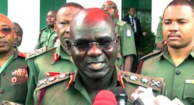 Army Appoints New Operational Commanders For Operation Lafiya Dole