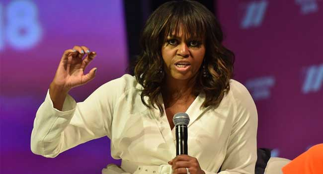 Michelle Obama Says She Does Not Want To Run For President-Again